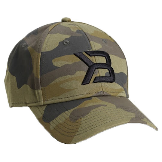 Better Bodies Baseball Cap Grön/Camo