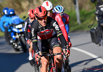 """Philippe Gilbert laat zich al opmerken tijdens Parijs-Nice: """"Het was weer een goede test, de benen voelen goed"""""""