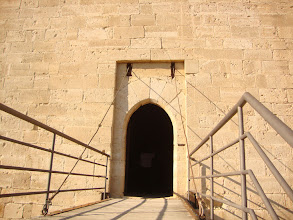 Photo: The original castle was possibly built in 1210 by the Frankish military, when the land of Kolossi was given by King Hugh III to the Knights of the Order of St John of Jerusalem (Hospitallers)