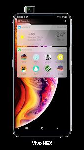 Launcher iOS 12 2