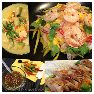 Thai Shrimp Mango Recipes