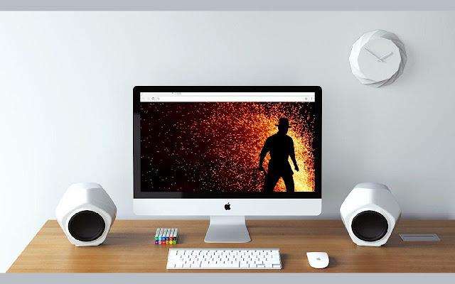 Indiana Jones HD Background Tab