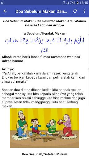 Arti Doa Sebelum Makan : sebelum, makan, Sebelum, Makan, Islam, Nusagates