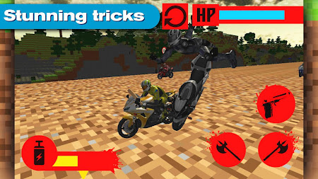 Biker Steve Moto Racing 1.0 screenshot 129776