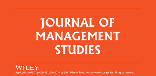 Journal of Management Studies