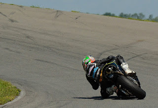Photo: Stacey Nesbitt CSBK Rd 4, AMP (Photo credit: Dave Morash)