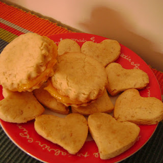 Almond and Honey Cookies.