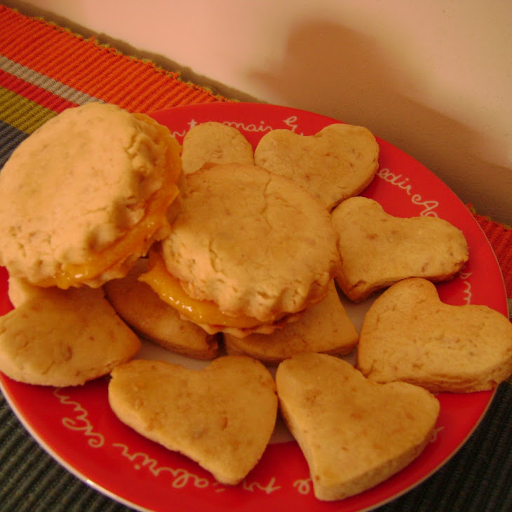 Almond and Honey Cookies