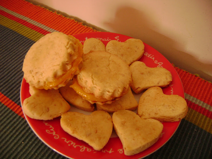 Almond and Honey Cookies Recipe
