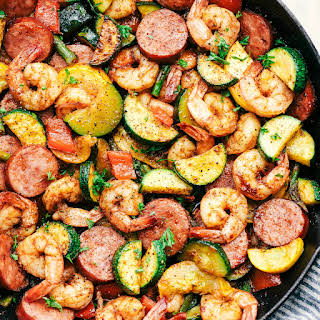 Skillet Shrimp Recipes.
