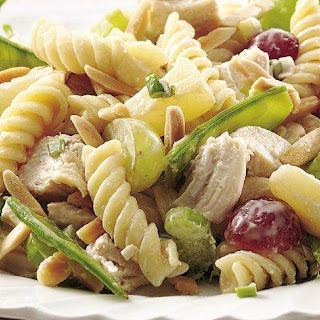 Party Chicken and Pasta Salad.