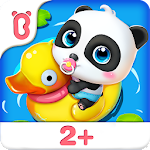 Talking Baby Panda - Kids Game Icon