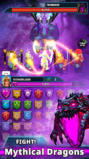 Duel - Puzzle Wars PvP Screenshot