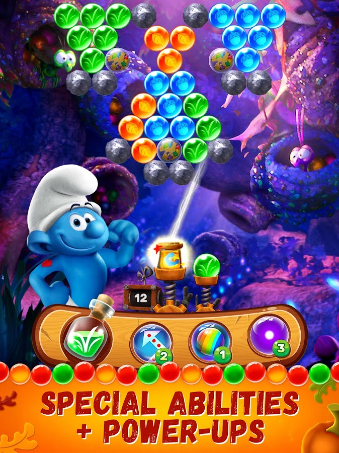 Ozzy Bubbles Games  Full Version