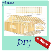 DIY log home plans