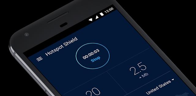 Hotspot Shield 7.1.1 Unlocked - Free VPN Proxy & Wi-Fi Security