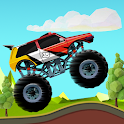 Truck Racing for kids icon