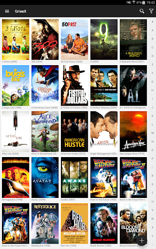 GrieeX Movie Collection Pro