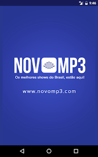 Novo MP3- screenshot thumbnail