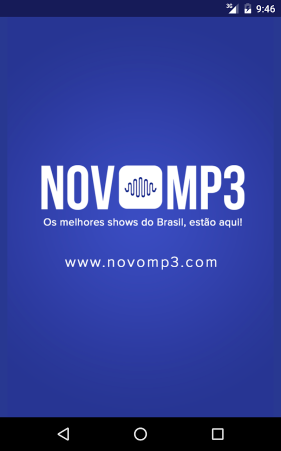 Novo MP3- screenshot