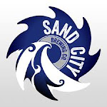 Logo for Sand City Brewing Co.