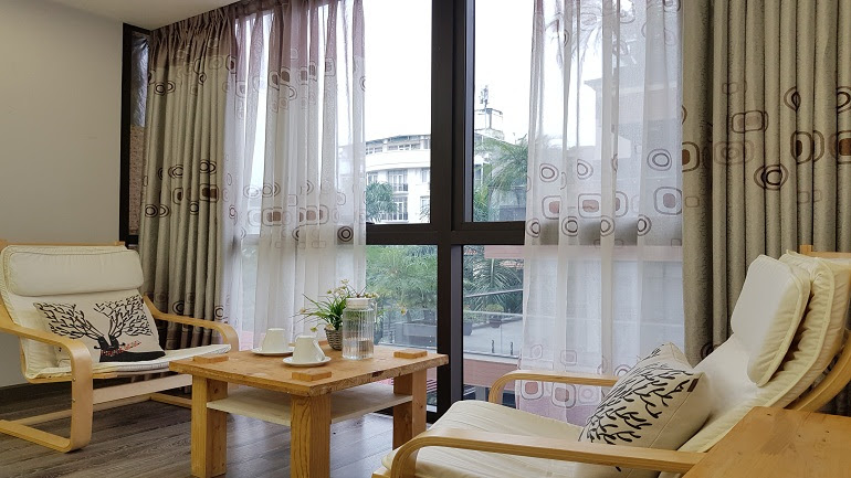Nice cheap studio apartment in Tay Ho street, Tay Ho district for rent