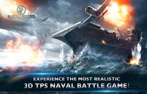 Naval Creed:Warships 1.9.5 screenshots 6