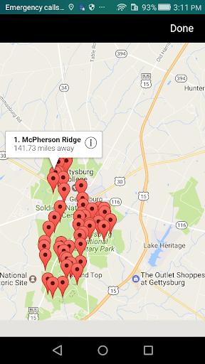 Gettysburg Tour Guide  screenshots 4