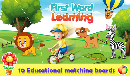 First Word Learning v1.0.0