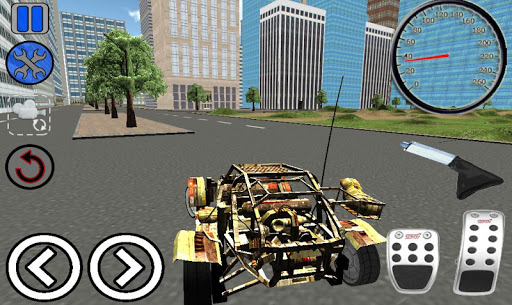 City Buggy Driving Simulator
