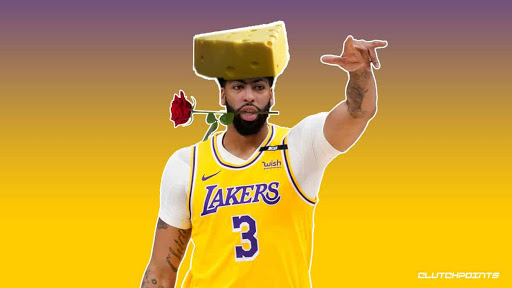 Lakers star Anthony Davis gets extra cheesy when choosing his dream super power