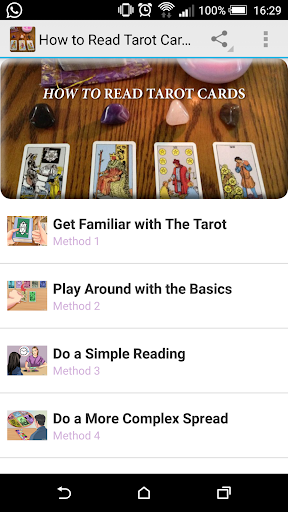 How to Read Tarot Cards