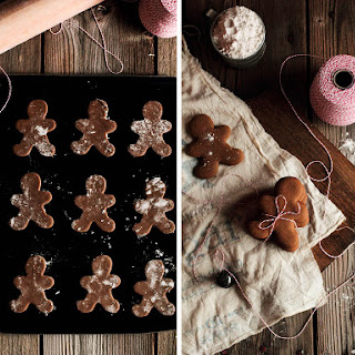 Gingerbread Cookies With Fresh Ginger Recipes.