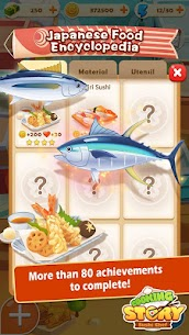 Sushi Master – Cooking story 3.1.0 MOD (Unlimited Money) 4