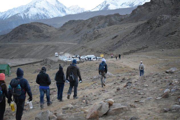 Best place to explore spiti