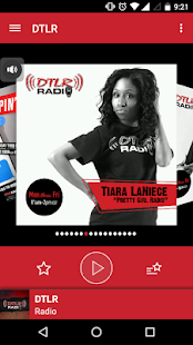 DTLR Radio- screenshot thumbnail