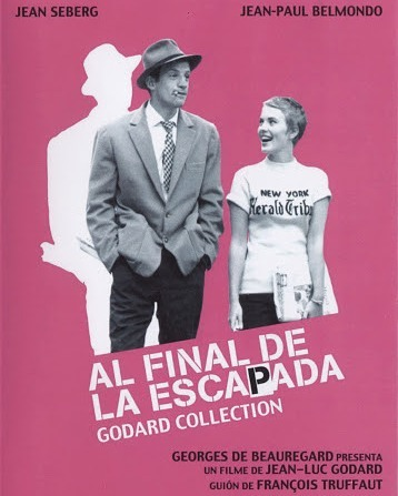 Al final de la escapada (1960, Jean-Luc Godard)