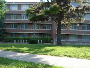 Photo: dorm where kelli stayed freshman year at UF
