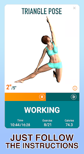 Yoga for weight loss – Lose weight in 30 days plan App Download For Android 2