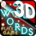 3D Magic Words FREE icon