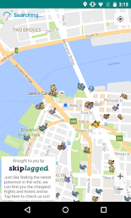 Pokémap Live - Find Pokémon!- screenshot thumbnail