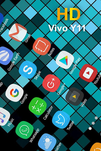 Launcher-Thema für Vivo Y11 Pro-Screenshots 3