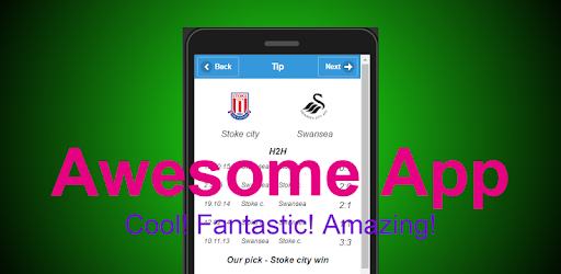 Exclusive betting tips app (apk) free download for Android/PC/Windows screenshot