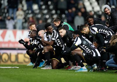 Le Sporting remporte le derby de Charleroi face à l'Olympic