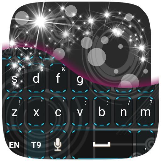 ネオンサイファイGOキーボード 個人化 App LOGO-APP試玩