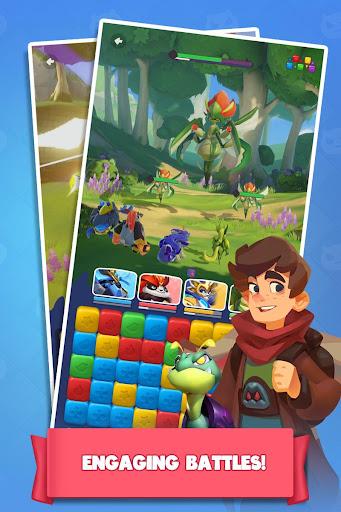 Télécharger Puzzle Eudemon Tales APK MOD (Astuce) screenshots 5