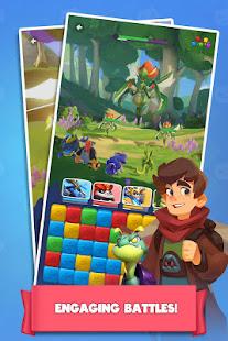 Hack Game Puzzle Eudemon Tales apk free