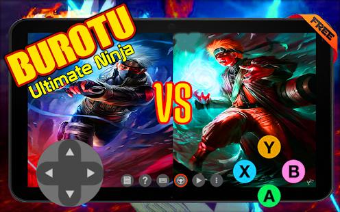 ? BORUTIMATE , Ultimate Ninja Heroes Impact Fight - náhled