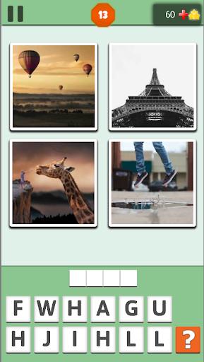 4 Pics 1 Word Challenge Game! 24 screenshots 2