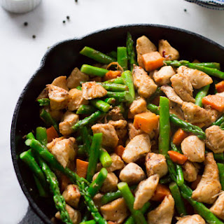 Chicken Asparagus Potatoes Recipes